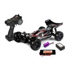 RH1017/72 1/10 R/C Spirit EBL RTR Brushless Electric Buggy (Black/Red)