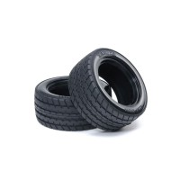 M-Chassis Tyre Tam54995 60D Super Radial Racing Tyres (Soft/2pc)