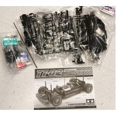C Tam000TT02 Chassis Kit [NIB] unassembled