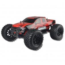RH1011M/306 Sword Brushed Electric Mega Truck (Red/Black)