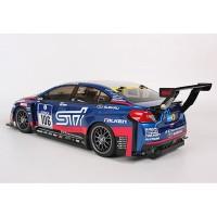 C Tam58645 R/C 1/10 Subaru WRX STi - 24h Nurburgring (TT02)