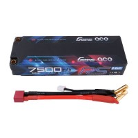 Battery Hardcase Gens Ace 7500mAh 7.6V High Voltage100C 2S1P Series Lipo