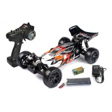 RH1016/74 1/10 R/C Spirit EBD RTR Brushed Electric Buggy (Black/White)