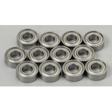 Bearings Tamiya Ball Bearing references and sizes (metric)