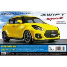 C Tam58679 R/C 1/10 Suzuki Swift Sport (M05)