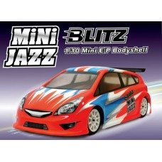 Body Kit M-Chassis BLITZ Racing Mini Jazz 225mm MWB