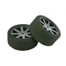 Enneti Carbon Sh 32 Scale 1/10 Etfc32 Front Sponge Tires 26mm