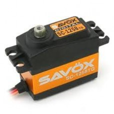 Servo Savox SC1258TG - Standard Size High Speed Coreless Digital Servo