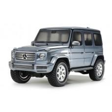 C Tam47441 R/C 1/10 Mercedes-Benz G500 - Gun Metal Edition (CC02)