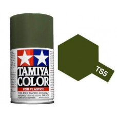 Paint TS-05 Olive Drab (For Hard Plastic)