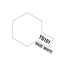 Paint TS-101 Base White (For Hard Plastic)