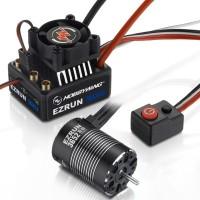 Brushless HOBBYWING EZRUN Combo MAX10 ESC / 3652SL 4000KV Brushless Motor