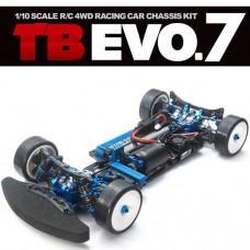 C Tam42315 R/C 1/10 TB Evolution 7 Chassis Kit
