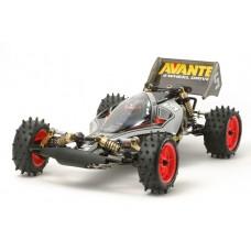C Tam47390 R/C 1/10 Avante Black Special (2011)