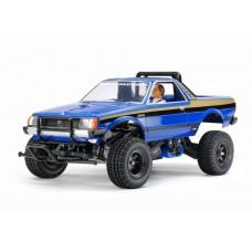 C Tam47413 R/C 1/10 Subaru Brat Blue Version Limited Edition