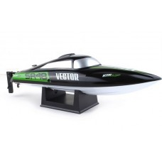 EXHOBBY EX797-3 R/C Vector SR48 Brushed Boat with battery & USB Charger