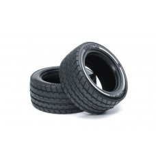 M-Chassis Tyre Tam54999 M-CHASSIS 60D SUPER RADIAL TYRES (HARD/2PC)