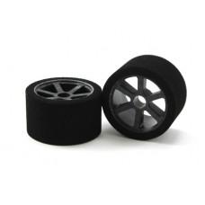 Matrix 1/12 32sh Carban Front Tires (2) MX12A32
