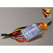 AP ESC H-KING 35A Fixed Wing Brushless Speed Controller