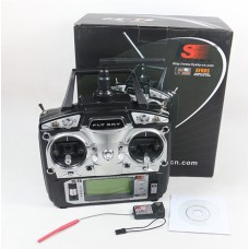 Fly Sky FS-T6 2.4GHz 6CH Mode 2 Transmitter & Receiver