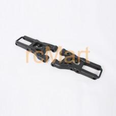SAK-25H 3Racing Front Suspension Arm (Hard) For Sakura Zero