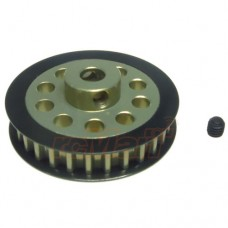 SAK 3Racing Aluminum Center Pulley Gear T22
