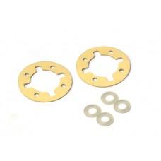 SAK (388000146-0) Gear Differential O-Ring Set - 3Racing SAKURA FF 2014