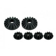 SAK-65F/V2 3Racing Gear Differential Gear Set - Ver.2
