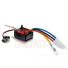 Brushed HobbyWing QuicRun 1/10 Waterproof Brushed 60A Electronic Speed Controller