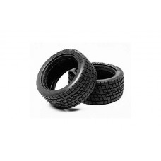 M-Chassis Tyre Tam50568 Radial Tyres (1 Pair)