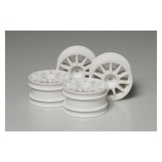 M-Chassis Wheel Tam51237 11-Spoke White Wheels for Swift (4)