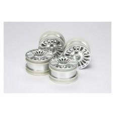 M-Chassis Wheel Tam51362 18-Spoke Wheels (4)