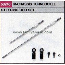 M-Chassis Tam53246 Turn-buckle Steering Rod (M01/02)
