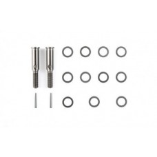 M-Chassis Tam54183 M-Chassis Reinforced Freewheel Axle Set