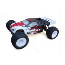 RH811/26 VRX-1E RTR 1/8 Brushless Electric Truggy (Black/Red)