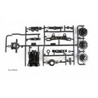 Tam51527 TT02 A Parts (Upright)
