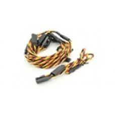 Servo 30cm Twisted Y Servo Lead (JR) 24AWG (1 piece)