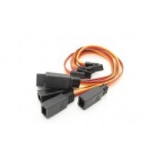Servo 15cm JR Type Compact Y Lead (1 piece)