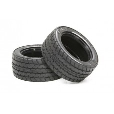 M-Chassis Tyre Tam50684  60D M-Grip Radial Tyres (1 Pair)