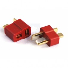 Battery Deans Plug T Connector Male/Female pair 50A
