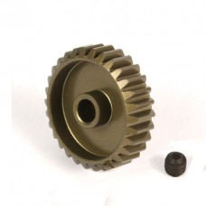 Pinion Gear Super Hard 48P - 25 Tooth 7075 Aluminum / Titanium coated