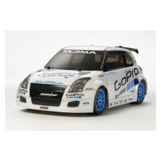 Body Kit M-Chassis Tam51545 Body Set for Suzuki Swift Monster