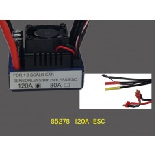 Brushless RH85278 ZTW ESC 120A for 1/8 Truggy