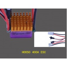 Brushed RHH0050 400A ESC for Buggy / Truck