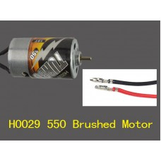 Brushed RHH0029 550 Motor for Buggy / Truck