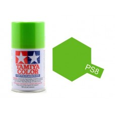 Paint PS-08 Light Green (For Polycarbonate Bodies)