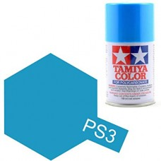 Paint PS-03 Light Blue (For Polycarbonate Bodies)