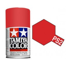Paint PS-02 Red (For Polycarbonate Bodies)