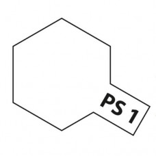 Paint PS-01 White (For Polycarbonate Bodies)